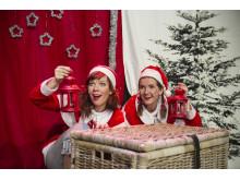Jakten på den försvunna julvisan