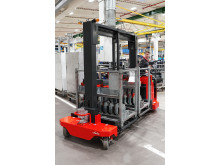 Linde Trolley Supply Truck