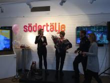 Telge SIBK tilldelas jämställdhetspriset 2017
