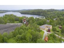 Långbans gruv och kulturby, Hyttbacken Filipstad.