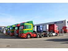 Scania Used Truck Center