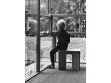 Det norske glasshuset. Sverre Fehn, Villa Norrköping, 1964.