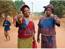 Kvinnor i Benin