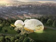stein halvorsen arkitekter veksthus botanical garden
