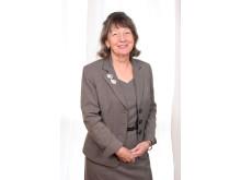 Styrelseordförande Birthe Müller