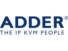 Adder - The IP KVM People Logo