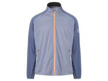 M Hurricane Jacket Stonewash Front - Cross Sportswear