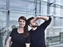 Camilla Jane Lea og Casper Bach Hegstrup