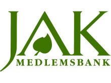 JAK Medlemsbanks Logotyp i färg