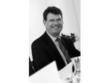 Lars-Erik Jansson, styrelseordförande Svenska Hus AB