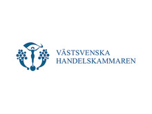 Västsvenska Handelskammaren logotype liggande