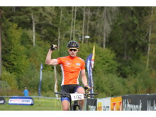 Vinner M Junior NC 10 Martin Siggerud