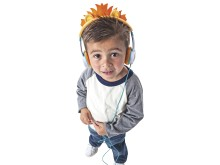 Lasten kuulokkeet Zagg Little Rockerz Costume