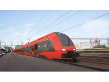MTR Express - Göteborg