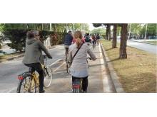 Ny studie: Vanebilister väger 4kg mer än cyklister