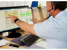 Scania Ecolution_Fahrstilanalyse dank Control Paket
