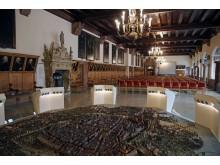 Festsaal im Alten Rathaus Leipzig