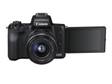 EOS M50 BK EF-M15-45 STM LCD Out FRA