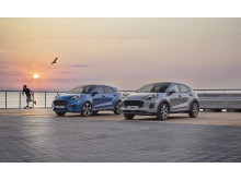 2019 Ford Puma ST-Line & Ford Puma Titanium