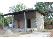 Husbygging på Sri Lanka