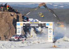 Swecon satsar hårt på Rally Sweden 2018