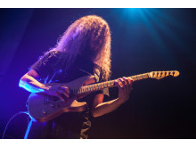 Guthrie Govan plays Charvel