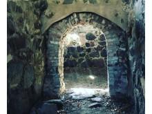 Ny utgrävning vid Biskopstuna