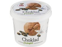 Choklad - Gräddglassbägare 110 ml