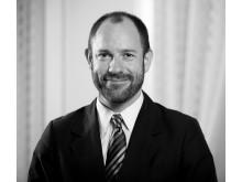 Christian Broberger, ordförande Sveriges unga akademi