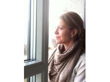 Kristina af Klinteberg, författare till boken Smycken som huvudsak