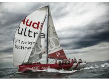 audibåten under Kieler Woche