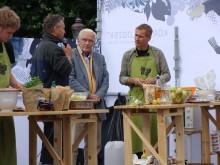 Live-mat med Rune Kalf Hansen, Bo Hagström och Röstånga Mölla