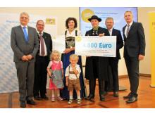 Bürgerenergiepreis Niederbayern: Sanierung Bauernhaus