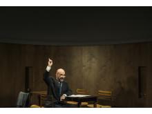 Foto frå framsyninga: Oslo