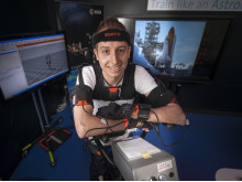 Northumbria space researcher soars into the stratosphere with industry award