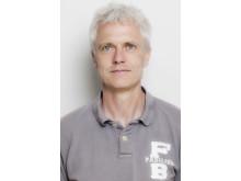 Rustan Lundbäck, verksamhetschef planer/isar idrotts- och föreningsförvaltningen Göteborgs Stad
