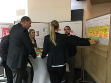 Impressionen des Workshops Ausbildertreffen