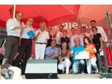 Eröffnung Stadtfest Singen 2017