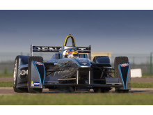 DHL er Official Logistics Partner for Formula E