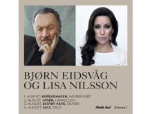 Bjørn Eidsvåg og Lisa Nilsson