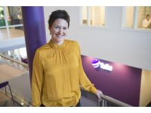 Kjersti Jamne, CMO i Telia Norge