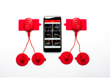 PowerDot sensors App Red