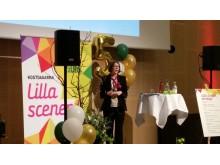 Martina Görnebrand föreläser om matbedrägerier