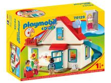 70129 Einfamilienhaus von PLAYMOBIL 1.2.3