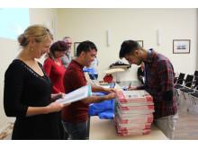 Studienvorbereitungskurse an der Technischen Hochschule Wildau für 43 Geflüchtete aus Krisengebieten gestartet