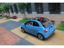 Fiat 500C TWIN-AIR (7/2010)