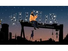 Grunden Media tolkar Kulturnatta i musikvideo