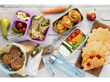 Lunsj- og matpakker