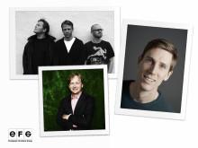 EFG designers under på plats Stockholm Furniture Fair 2017
