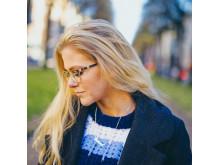 Marina Osk, masterstudent i jazz på Kungl. Musikhögskolan (KMH), som medverkar i jazzfestivalen New Sound Made 2019.
